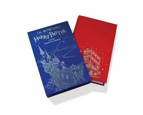 Harry Potter and the Prisoner of Azkaban (Slipcase Edition) New Hardcover Book