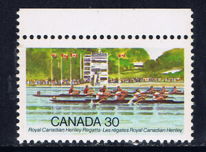 Canada-968-1-1982-30-cent-ROYAL-CANADIAN-HENLEY-REGATTA-Competition-MNH