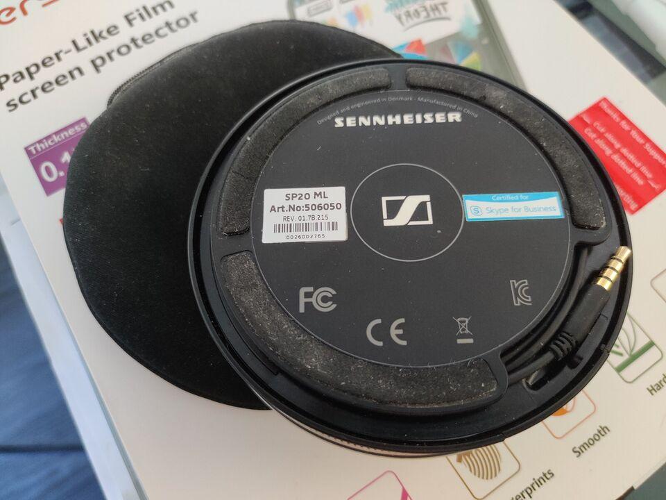 Sennheiser SP 20