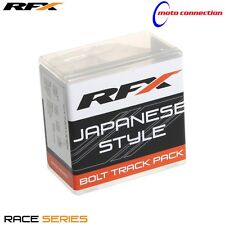 RFX JAPANESE OEM TYPE BOLTS TRACK PACK AND FASTENERS KIT YAMAHA YZ125 YZ250 2001