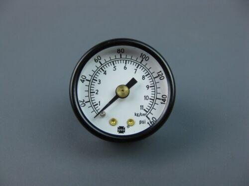 Air Pressure Gauge 0-160PSI 1/8NPT #28-706
