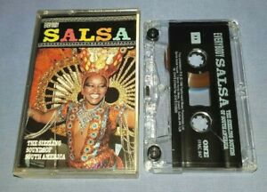 V/A EVERYBODY SALSA cassette tape album