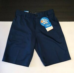 NWT-COLUMBIA-Casual-Shorts-Men-s-New-Blue-Flat-Front-Size-30-M13-025