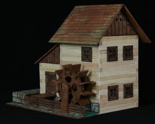 Mulino ad acqua in legno costruzioni in legno Walachia