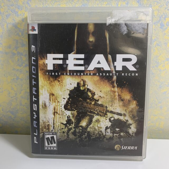 F.E.A.R.: Fear First Encounter Assault Recon (Sony PlayStation 3, 2007)