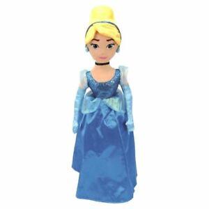 Disney-Princess-Cinderella-TY-Beanie-Medium-Plush-Toy-with-Sound