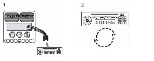 audi a2 a3 a4 b5 a6 a8 TT Bose cable 100w mini-ISO Sistema activamente adaptador de radio F