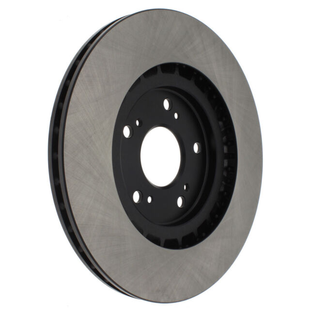Disc Brake Rotor-Premium Cryo Treated Disc Rear Stoptech