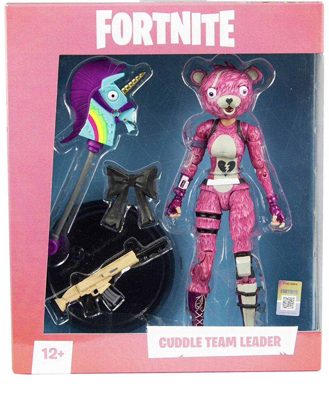 Fortnite Cuddle Team Leader 7 inch Action Figure by McFarlane Toys New