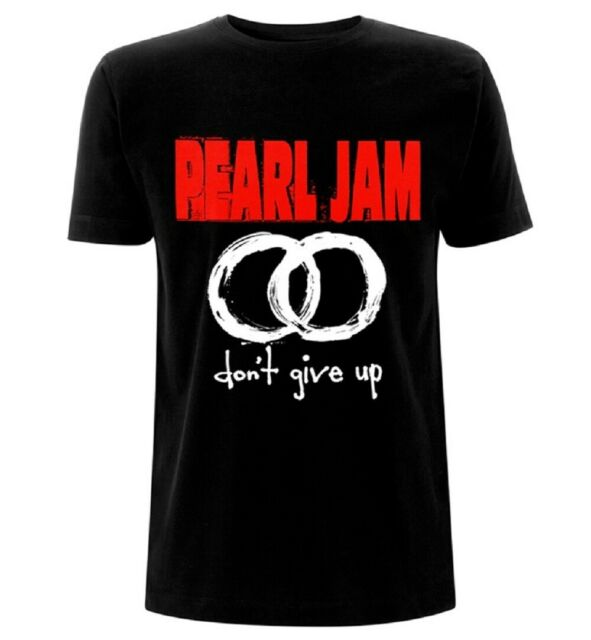 PEARL JAM - Don´t give up T-Shirt