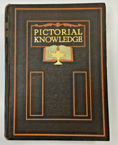 1933-PICTORIAL-KNOWLEDGE-BOOK-VOLUME-4-EDITED-BY-H-A-POLLOCK-amp-ENID-BLYTON