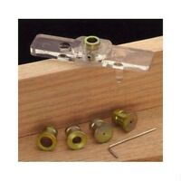 Wood Drill Bit Centering Drilling Tool Jig Dowel Hole Center Guide on sale