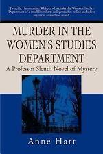 Murder in the Women's Studies Department : A Professor Sleuth Novel of...