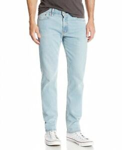ORIGINALI-Levis-Da-Uomo-511-SLIM-FIT-LIGHT-BLUE-STONE-Stretch-Denim-Jeans-Levi