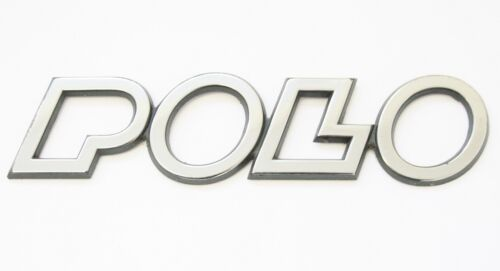 "VW Polo /""POLO/"" Decal Boot Tailgate Badge"