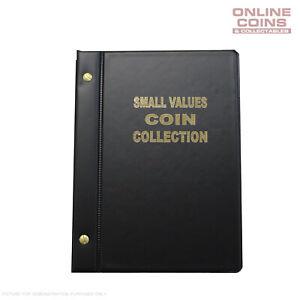 1966-2018 Burgundy Volume 1 /& 2 VST Australian Decimal Coin Collection Album