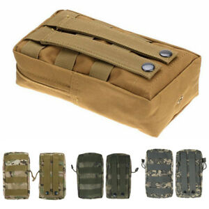 Outdoor Tactical Military Waist Bag Pack Camping Hiking Molle Pouch Waterproof