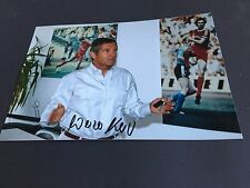 WERNER KERN FC BAYERN MÜNCHEN signed Photo 20x29 In-Person