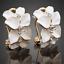 Women-039-s-Girls-Crystal-Rhinestone-Flowers-Ear-Studs-Earrings-Dangle-Drop-Jewelry thumbnail 58