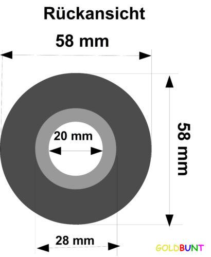 2 Ohrpolster aus Schaumstoff zB für Sennheiser PC 230 Headset  PC230
