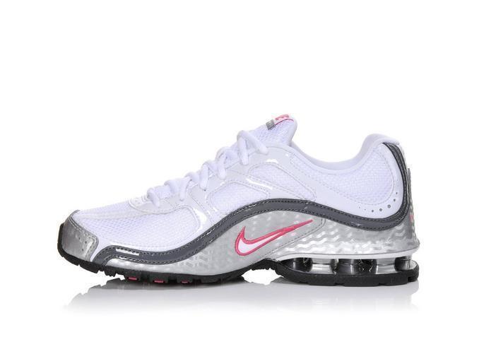 407987 116 NIKE REAX RUN 5 femmes Chaussures blanc /rose Pick