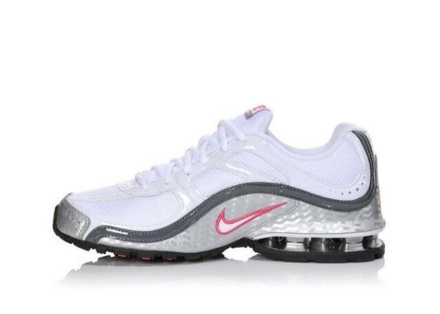 new arrivals 36f19 c5676 407987 116 NIKE REAX RUN 5 Women's Shoes White/Pink Pick Size NEW IN BOX