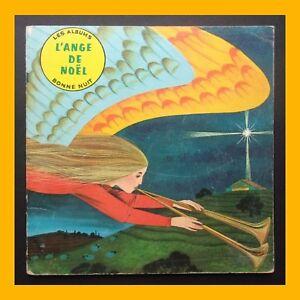 Les-Albums-Bonne-Nuit-L-039-ANGE-DE-NOEL-W-Dugan-1966