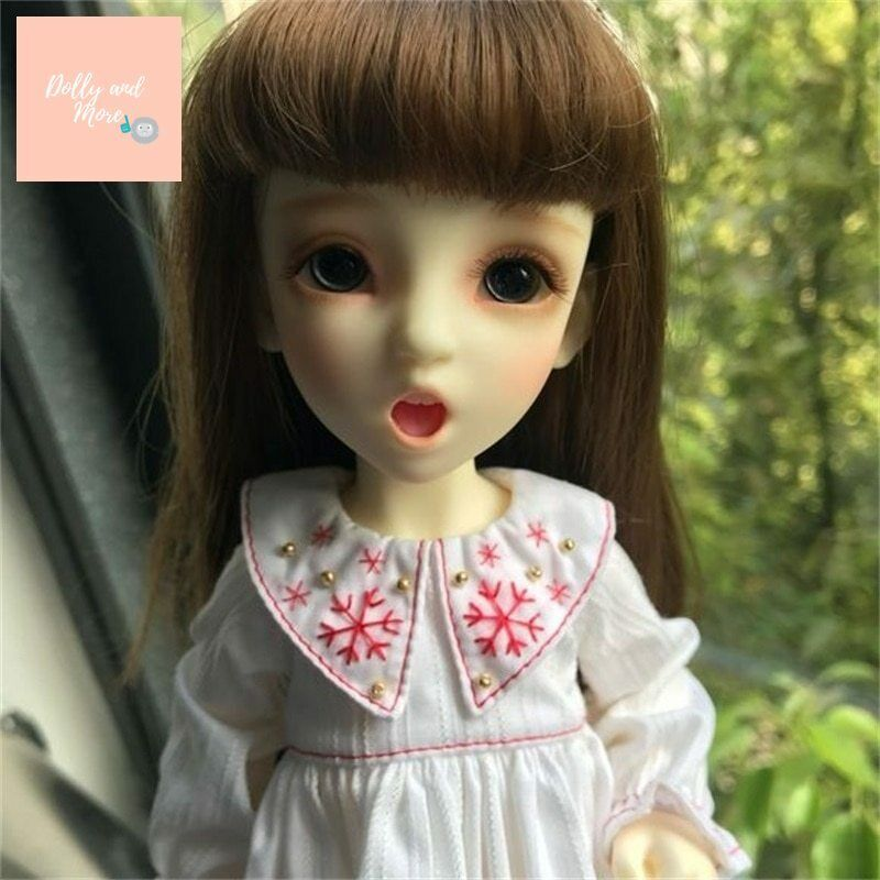 Muñeca recast Lemon Dollshe BJD SD Doll 1 6 bebe baby reborn cute tiny