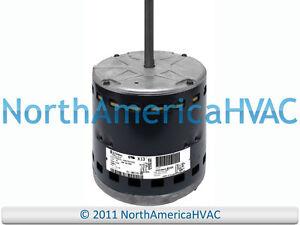 51 102172 01 oem rheem ruud ge genteq 1 2 hp x13 x 13 blower motor rh ebay com Motor Starter Wiring Diagram Marathon Motor Wiring Color