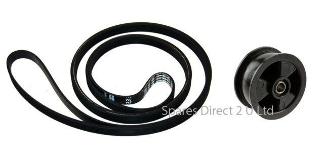 GRUNDIG Genuine Tumble Dryer Drive Belt Jockey Pulley 1956mm H7 2962470100