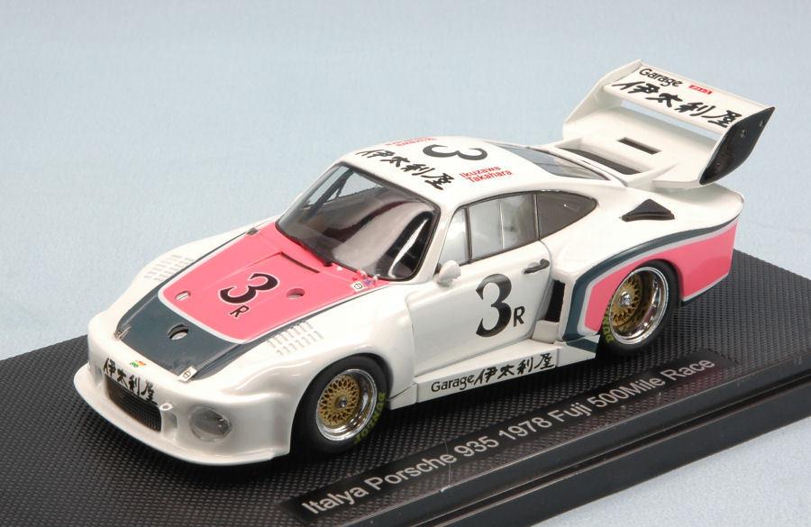 Porsche 935 th Fuji 500 miles 1978 ikuzawa takahara 1 43 Model 44600 EBBRO
