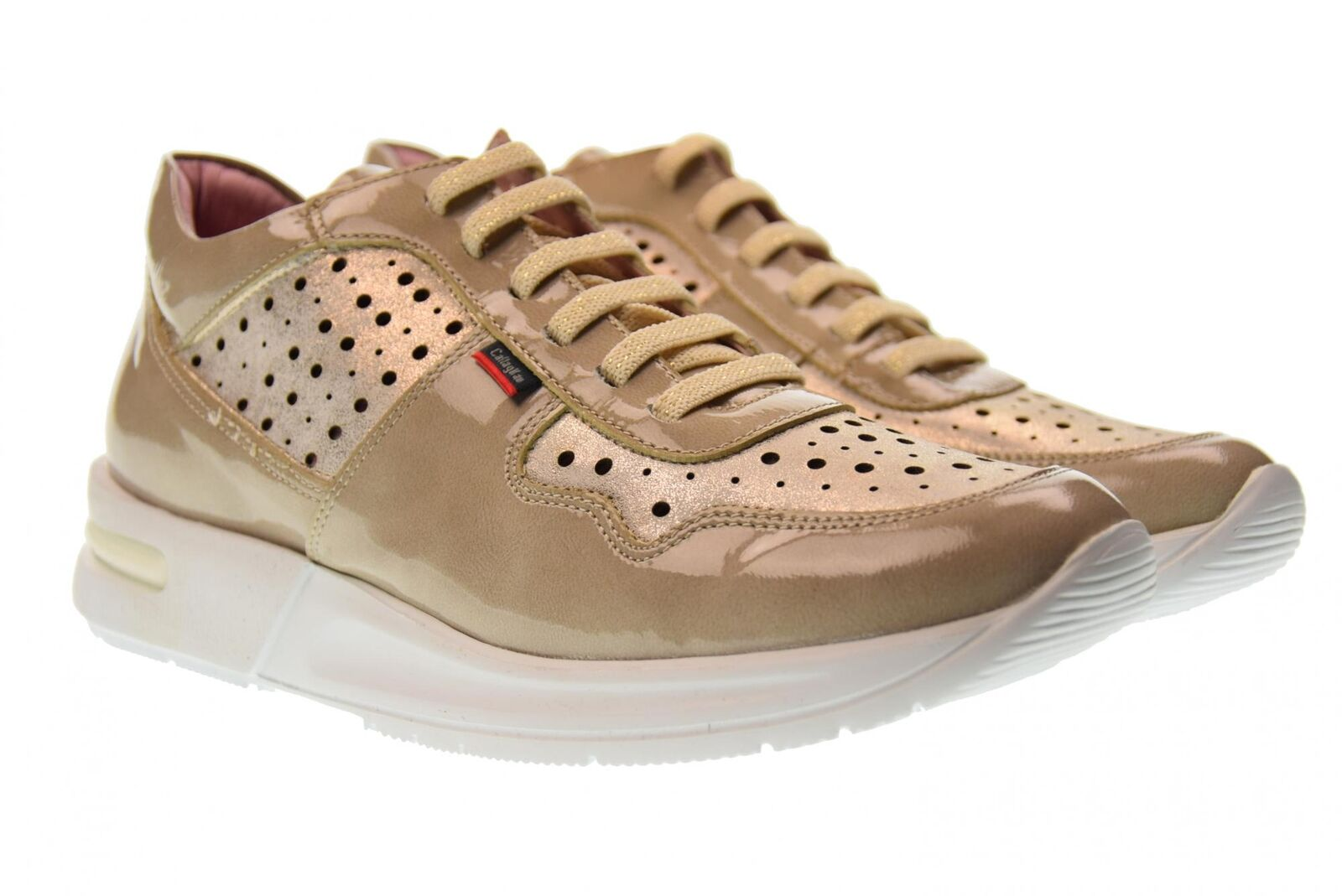 Callaghan Frauen niedrige Turnschuhe Schuhe mit Keil 92108 P18g