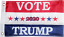 VOTE TRUMP 2020 OFFICIAL US U.S GREAT USA 12x18 2x3 3x5 150D Nylon Flag Protect