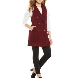 J-McLaughlin-Nova-Double-Breasted-Notch-Collar-Vest-size-small-298