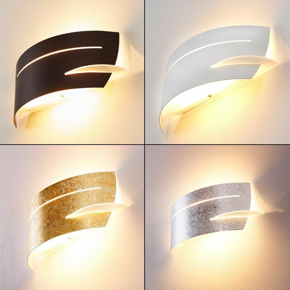 Design Wandleuchte Lampe Novara Wohn Schlaf Flur Kinder Diele Zimmer Beleuchtung