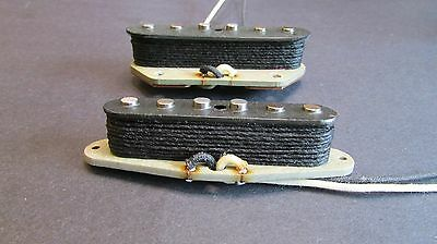 Hand wound Telecaster Tall Blues pickup set