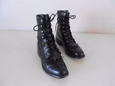 Women's Slim Combat Boots | eBay