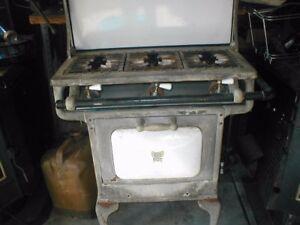 Details about Antique Vintage Gas Apartment Size Stove Cast Iron Burner  GRATE