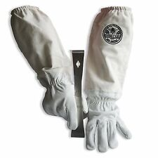 Cotton Amp Sheepskin Beekeeping Large Gloves With Scraper Pry Bar Tool Glglv Pry L