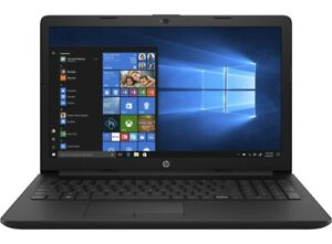 "HP 15T 15.6"" LED AMD Core A9 3.7GHz 8GB 1000GB HDD Bluetooth Laptop Jet Black"