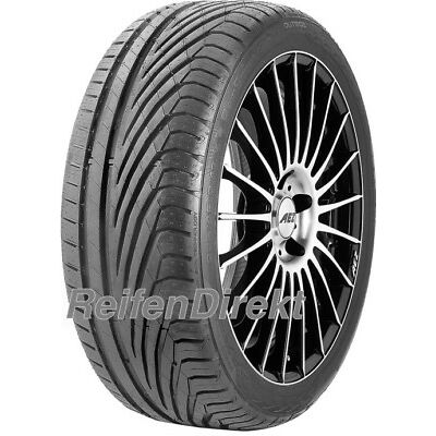 2x Sommerreifen Uniroyal RainSport 3 255/40 R20 101Y XL BSW mit FR