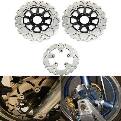 Rear Brake Disc Motorcycle Suzuki GSF1200 GSF1200S Bandit 1995-2005 95-05