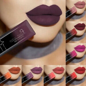 21-Colors-Waterproof-Long-Lasting-Liquid-Pencil-Matte-Lipstick-Makeup-Lip-Gloss