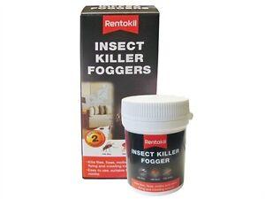 Rentokil Insecte Killer Brumisateurs - Paquet De 2 Brumisateurs
