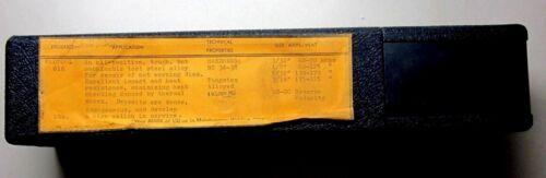 "USA 5//32/"" HardFacing 34-38 RC 110KSI Tungsten 6 Welding Coating Rods Electrodes"