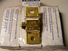 Square D B 62 Overload Relay Thermal Unit Heater Element  B62 lot of 3