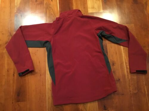 campo Redskins 597617 Hombres Nike de Washington Hybrid Chaqueta Fz 634 os peque Sphere Aq40q8af