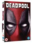 Deadpool DVD 2016 Marvel Ryan Reynolds