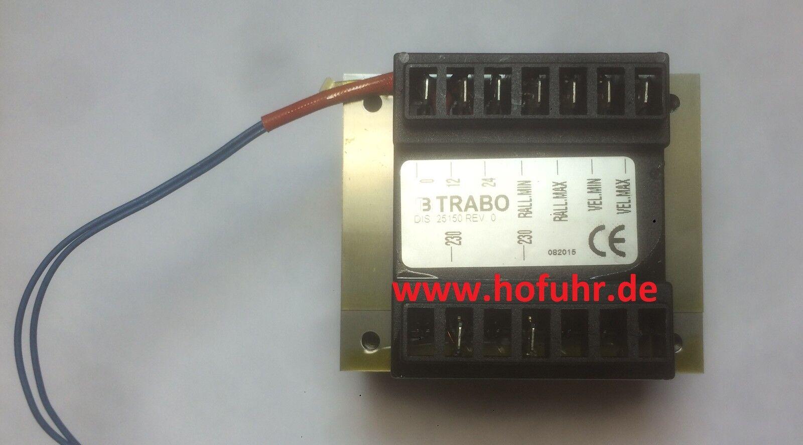 CAME Transformator für Steuerung ZL19N, ZL19NA, Trafo, Ersatzteil