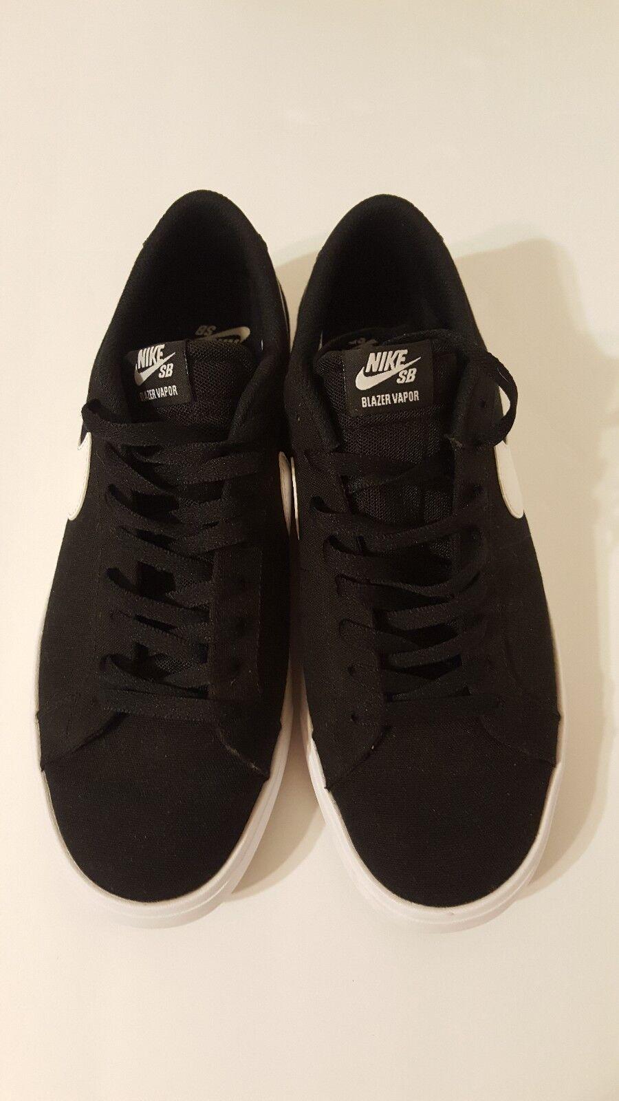 Nike Men's SB Blazer Vapor Skate Shoe SIZE 12 Made in Vietnam